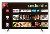 Telefunken XU50AJ600 50 Zoll Fernseher / Android TV (4K Ultra HD, HDR, Triple-Tuner, Smart TV, Bluetooth) [Modelljahr 2021]