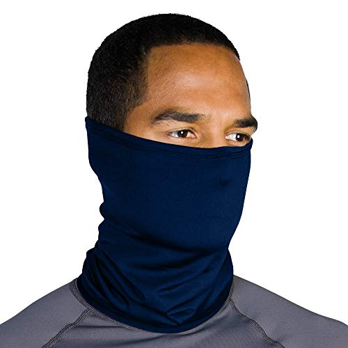 WindRider UPF 50+ Neck Gaiter, Face mask Sun Protection for Fishing, Biking, etc
