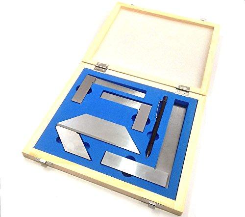 Starter Engineer Kit (Try Squares, Center Squares & Carbide...