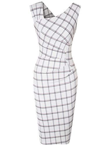 Coofandy Mens Casual Slim Fit Skinny Wedding Dress Vest Waistcoat, Large, Dark Gray