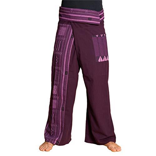 PANASIAM Fisherman Pants Beam, Purple