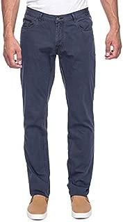 Balmain Blue Straight Trousers Pant For Men