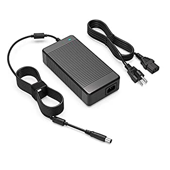 230W AC Adapter Charger Fit for HP EliteBook 8740W 8760W 8770W OMEN 15-dg0010nr 641514-001 ZBook 17 G2 Z2 Mini G4 925141-850 693706-001 693714-001 TPN-LA10 TPN-DA12 19.5v 11.8a Laptop Power Cord