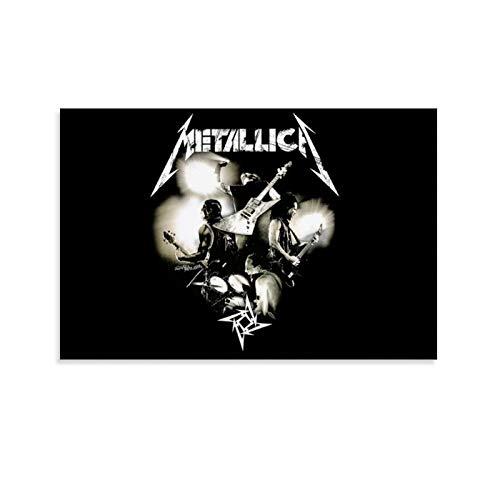 DRAGON VINES Metallica Seek And Destroy Music Rock Popular Póster e i