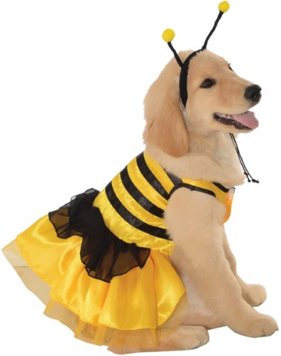 Bee Dress Pet Costume