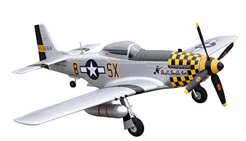 Amewi 24045 Yellow PNP 4 Kanal SW 75 cm, P-51D Mustang gelb