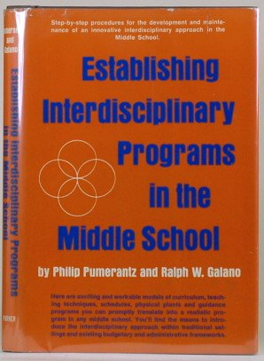 Establishing interdisciplinary programs in the middle school