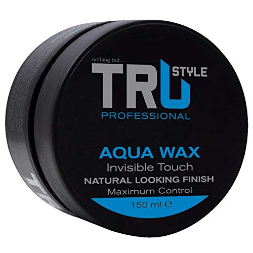 Tru Professional Aqua Styling Haarwachs Blue Kaugummiduft, (1x 150ml)