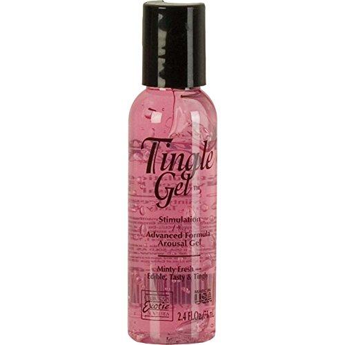 Stimulation Plus Sensual Tingle Gel for Women, 2.4 fl. oz.