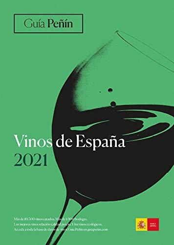 Guía Peñín Vinos de España 2021 (Spanish Wines)