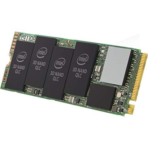 Intel 1TB 665p serie M.2 2280 PCIe NVMe 3.0 x4 3D3, unidad de estado sólido interna (SSD) QLC modelo SSDPEKNW010T9X1
