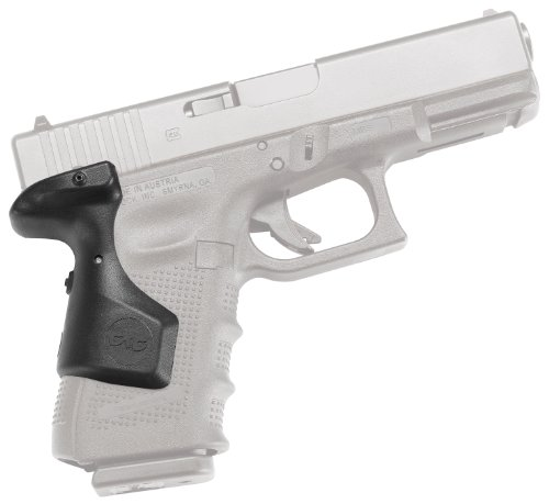 Crimson Trace Laser Grip for Glock 4th Generation Compact 19, 23 (Black)