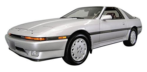 Representative 1988 Supra shown. Toyota