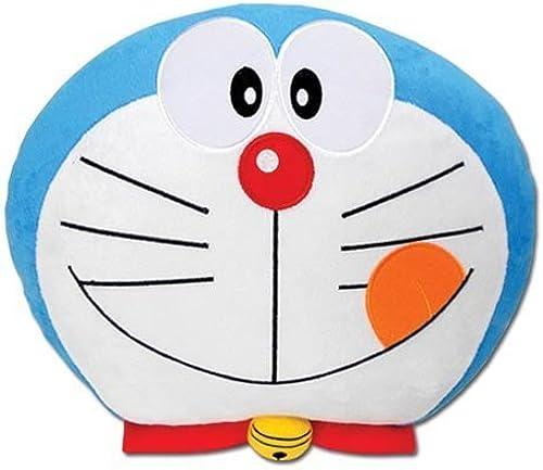 autentico en linea Doraemon Delicious Smile Face 15 15 15  Pillow by GE  mejor marca