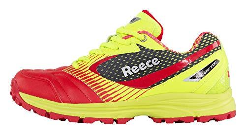 Reece Hockey Shark Hockey Schuh - YELLOW-RED, Größe #:9