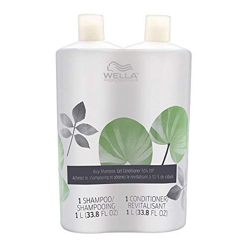 Price comparison product image WELLA Elements Shampoo and Conditioner 33.8 Oz Duo Kit