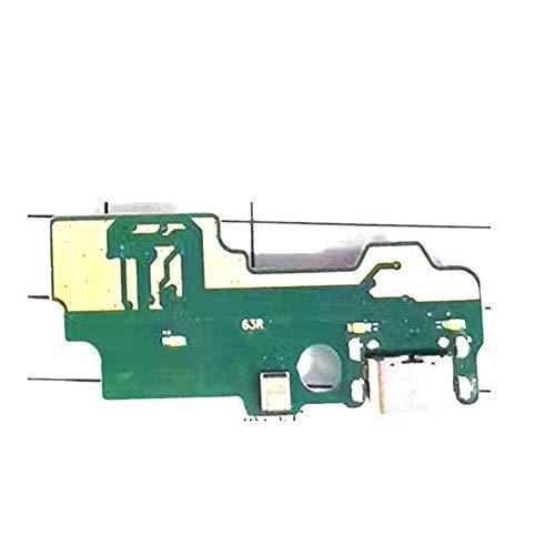 HDHUIXS Compatibilidad Puerto USB de Carga Junta For ZTE zMAX Pro Z981 USB Base de Carga del Puerto Flex Piezas de reparación del Cable Profesional (Color : Z981)
