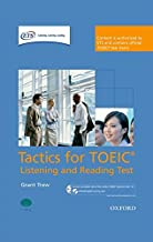 Tactics for TOEIC Listening and Reading Test Pack