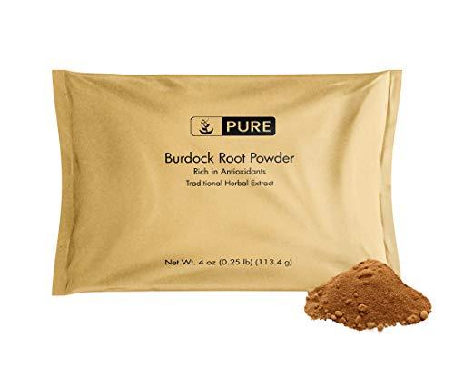 Burdock Root (4 oz) Rich in Antioxidants, May Support Circulation