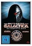 Battlestar Galactica - Season 1-4/Die komplette Serie [Alemania] [DVD]