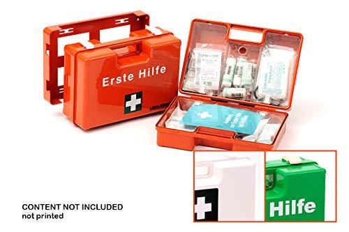 LEINA-WERKE SAN EHBO-koffer zonder druk, Without content, Oranje/Not Printed, 6