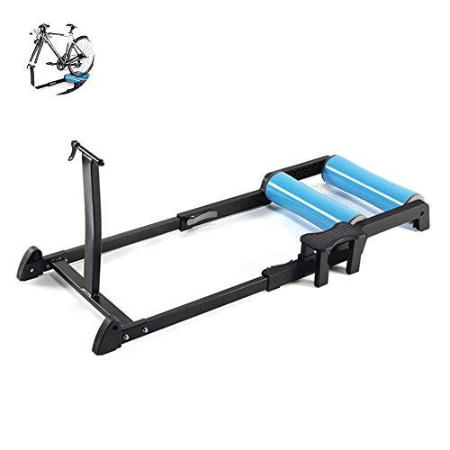 Retractable Roller Fiets Trainer MTB Racefiets Fietsen Fitness Oefening Station Weerstand Uit Te Oefenen Machine Overdekte Fietsenstalling Trainer Platform