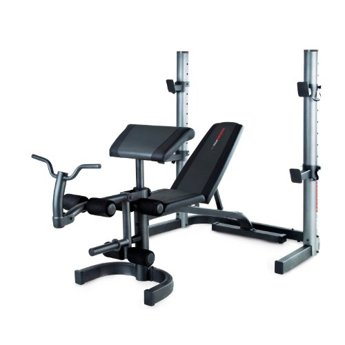Weider Pro 490 DC Weight Bench