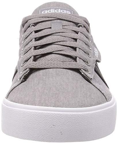 adidas Daily 3.0, Zapatillas de Deporte Hombre, GRIPAL/NEGBÁS/FTWBLA, 46 EU