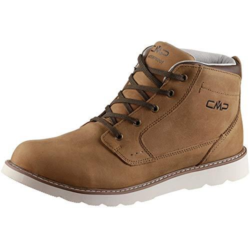 CMP Hadir Lifestyle Shoe WP, Chaussures de Marche Homme, Coffe, 47 EU