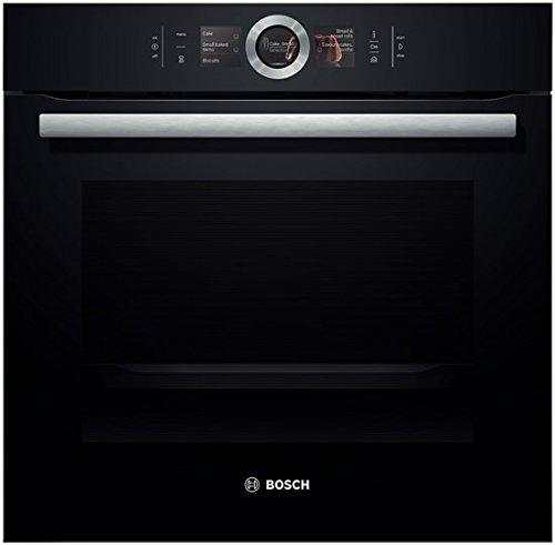 Bosch HSG636BB1 - Horno de vapor (eficiencia energética: A+), color negro