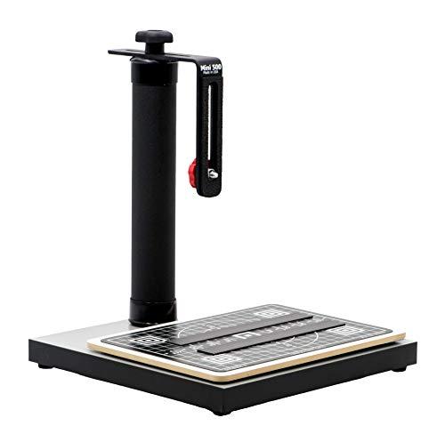 COPY STAND, Mini 500, mit schwebendem Magnet, kompaktes und Mini-Werkzeug für die Digitalisierung von Dokumenten, Alten Fotos und Makrofotografie mit Ihrer High-Pixel-Kamera anstatt zu scannen