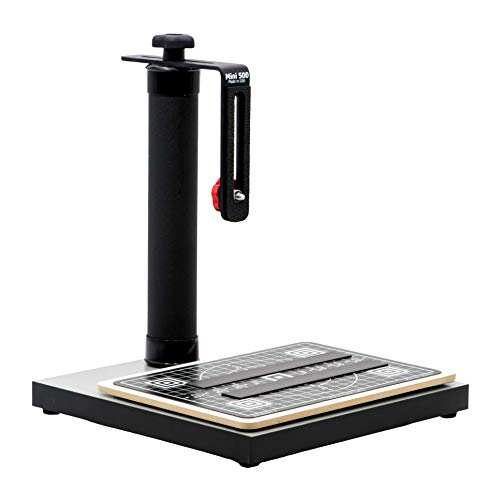 Cosmo COPY STAND, Mini 500, A Compact Tool for Digitizing Documents, Old Photos and Macro Photography with Your High-Pixel Camera Instead of scanning, with Floating Magnet, Made in USA