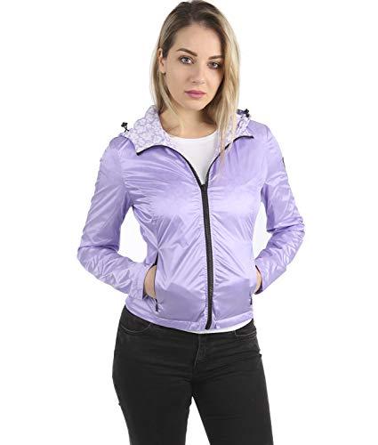 RefrigiWear Reed Jacket Giacca Sportiva, Viola (Lavanda F94091), Small (Taglia Produttore:S) Donna