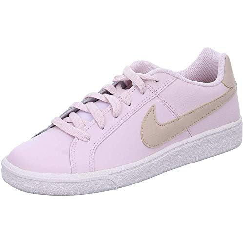 Nike Wmns Court Royale, Scarpe da Tennis Donna, Barely Rose/Fossil Stone/White, 36 EU