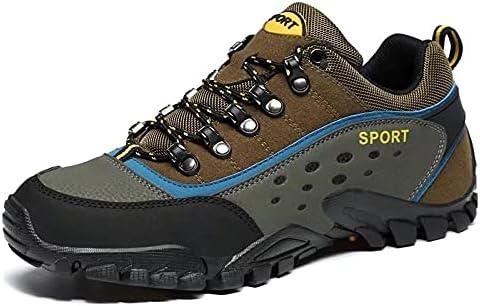 Men's Women's Antiskid Rubber Sole Hiking Boots