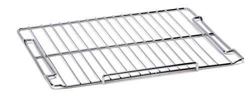 DREHFLEX - Rost / Grill / Grillrost passend für diverse Herde / Backofen aus dem Hause Bauknecht / Whirlpool - passend für folgende Teile-Nr. 481010485688 / 481010518218 ersetzt 480121101183 weitere Bezeichnungen: F2S000345 / BBR35 / BBR 35