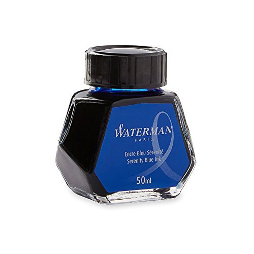 Waterman 38526 Cartouches d'encre Bleu