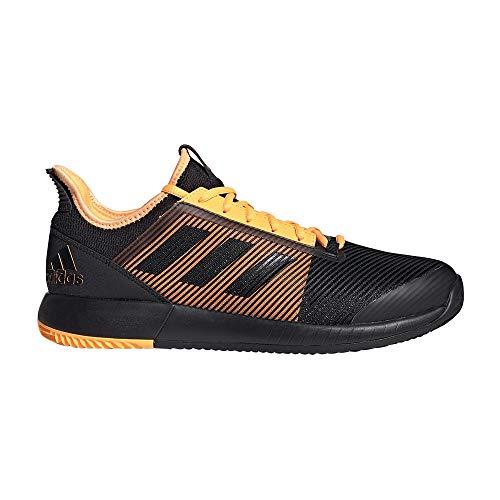 Adidas Defiant Bounce 2 M, Zapatillas de Tenis Hombre, Multicolor (Negbás/Negbás/Narfla 000), 44...