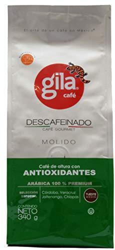 Café Gila, Descafeinado Gourmet, 340 gramos