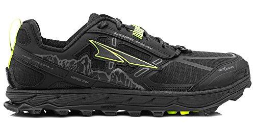 ALTRA Women's AFW1855F Lone Peak 4.0 Trail Running Shoe, Black - 9.5 B(M) US