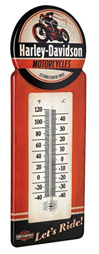Harley-Davidson Thermometer H-D Motorcycles