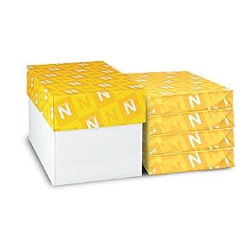 Neenah Exact Index Cardstock 11  x 17  110 lb/199 gsm White 94 Brightness 250 Sheet Ream/1000 Sheet Carton  40414