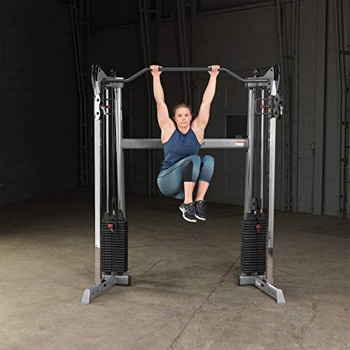 Product Image 5: Body-Solid GDCC200 Functional Training Center 200 for Weight Training, Home and Commercial Gym