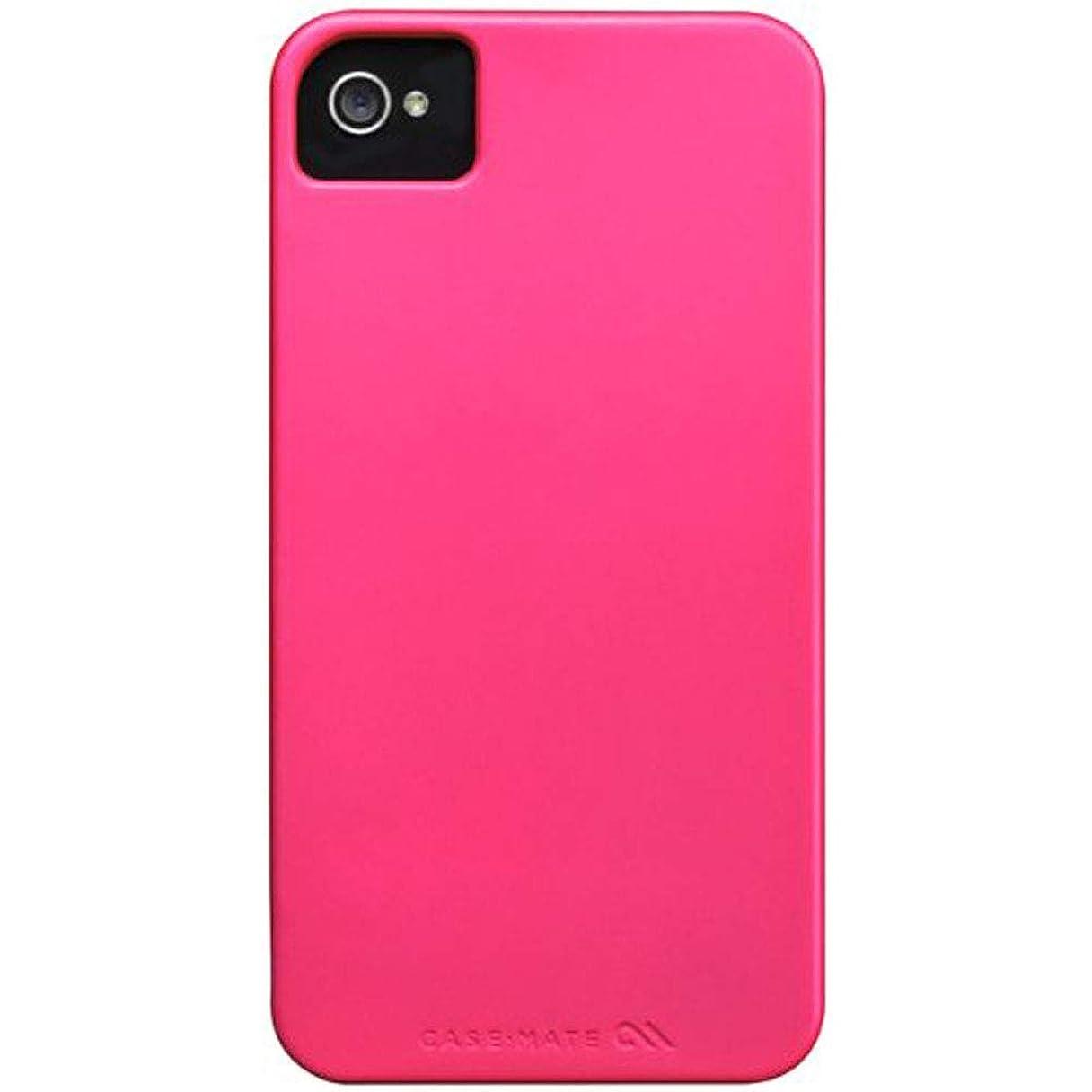 委託想起納得させるCase-Mate iPhone6s iPhone6 4.7 薄型 シンプル ベアリーゼア スリム ハードケース リップスティック ピンク CM031512