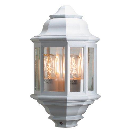 Konstsmide 7238-250 Illuminazione da Esterno Outdoor Wall Lighting Bianco