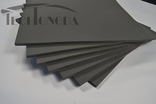 """TECHTONGDA 16""""x24"""" Silicone Pad For 16""""x24"""" Flat Heat Press Machine Replacement"""