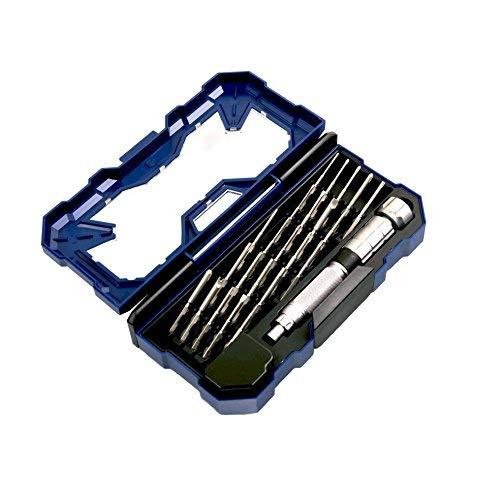 nanch 24en 1Profesional Calidad Precsion destornillador establece herramientas de reparación Kit para Smartphone iPhone ordenador portátil + Actualización iPhone 7/Apple iWatch Y000Bits