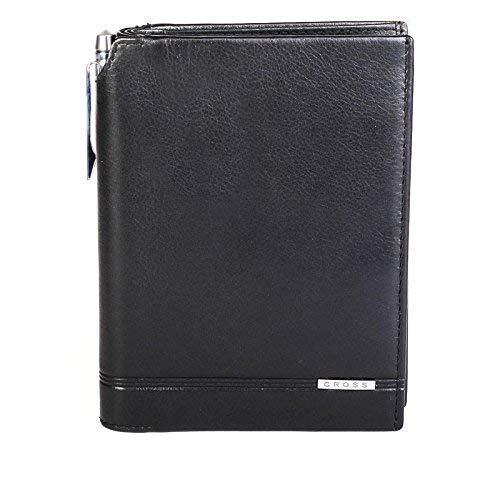 Cross Black Passport Wallet (AC018389N-1)