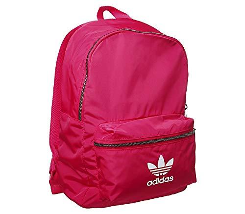 adidas Damen Nylon W BP Sports Backpack, Energy pink f17, NS