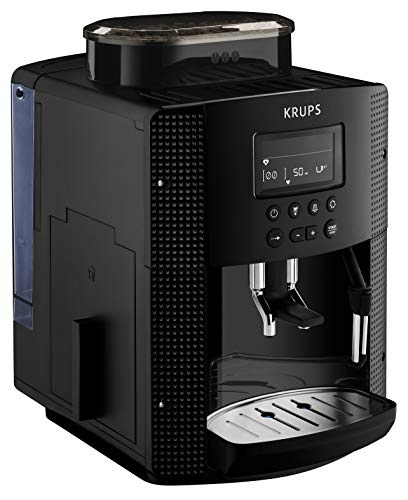 Krups Pisa EA81P0: Cafetera súper automática